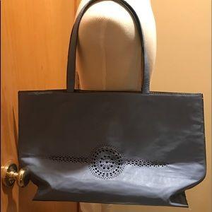 Handbags - Blue tote bag